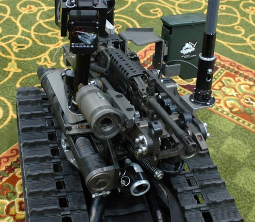 US General Demands Robot Army, Counts 122 Lives That Bots Could Have Saved