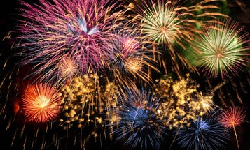 Fireworks scare us—that's why we love them