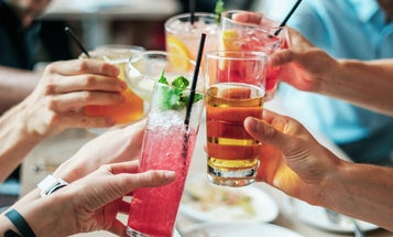 Alcohol's health risks are far easier to prove than its benefits