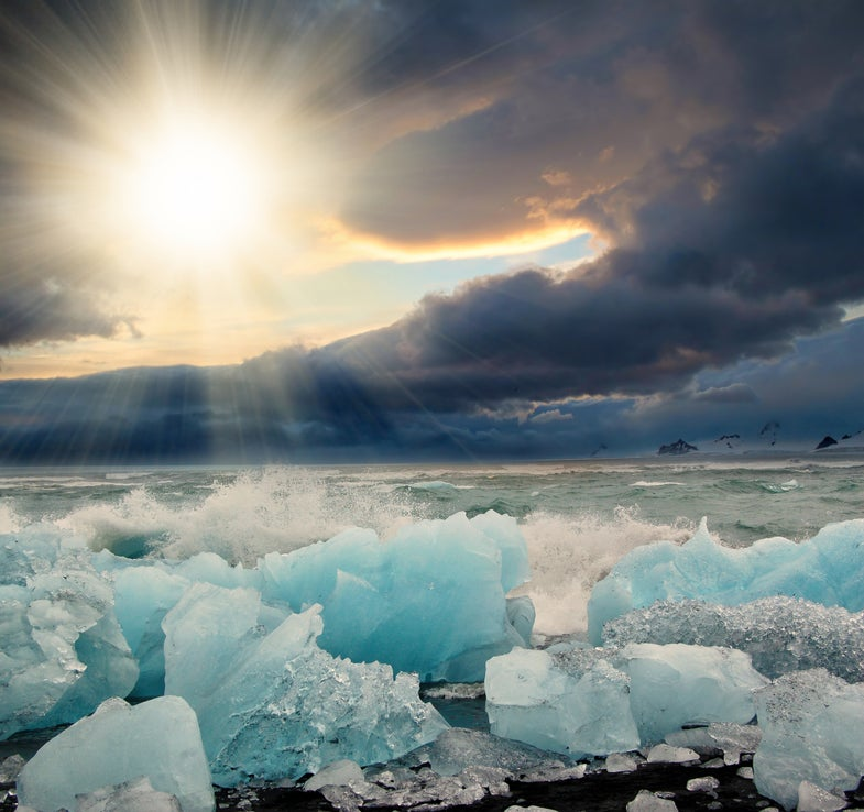 The terrifying new climate change report has one silver lining