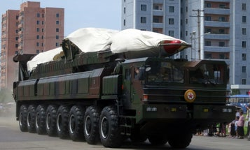 North Korea could test an intercontinental missile this year