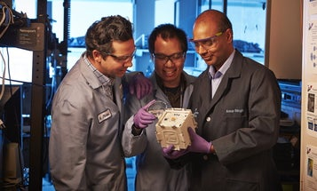 The Newest Defense Against Biological Warfare? This Cube