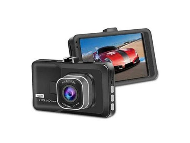 Black Box 1080p Dash Cam