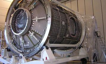 A New ISS Module Named…Colbert?
