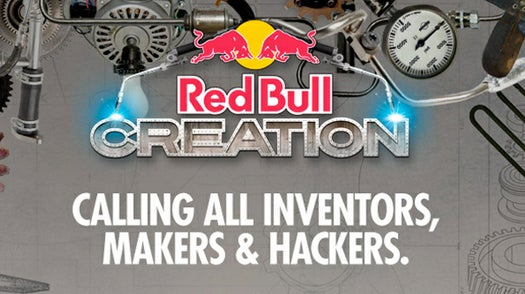 PopSci Is Teaming Up With Red Bull On Their 2012 Creation Project
