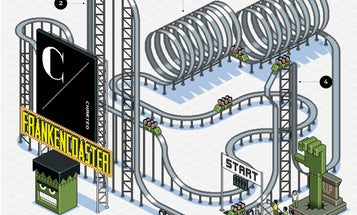 We designed the roller coaster of our dreams