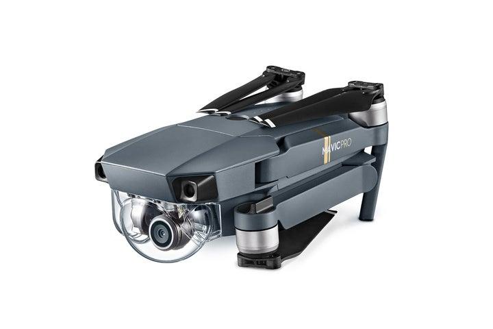 Mavic Pro Drone folded