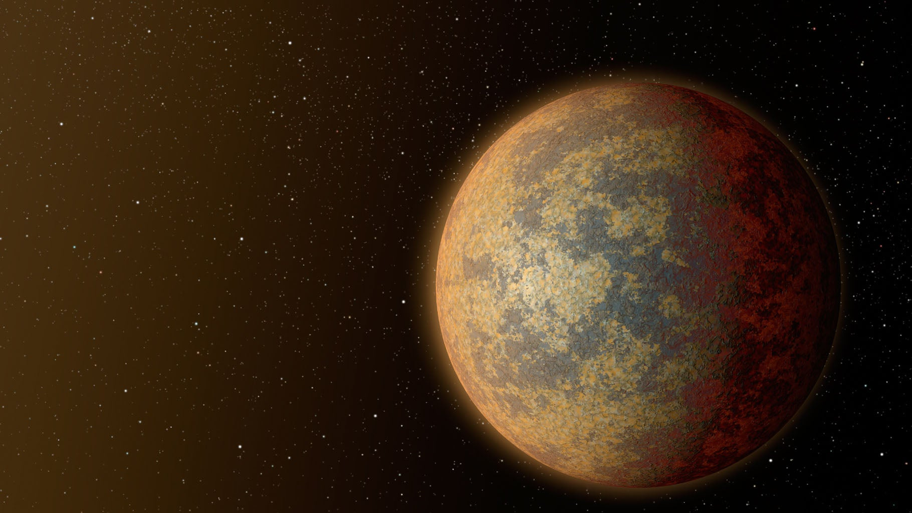 A Super Hot, Rocky Planet Has Been Discovered Just 21 Light Years Away