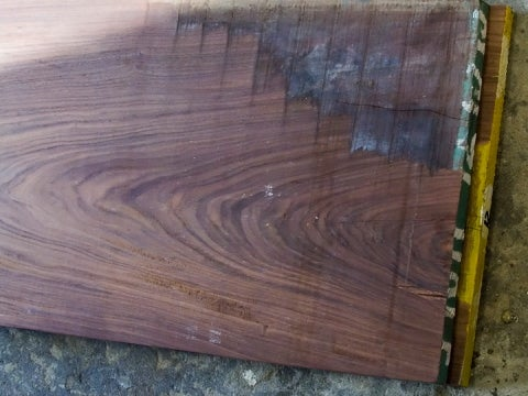 murado wood that would become the side panels