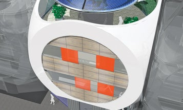 The Future of Green Architecture: The Zero-Emissions Dice House