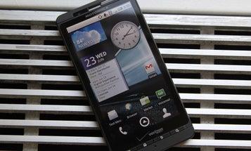 Verizon Unveils Droid X by Motorola, Answers EVO 4G