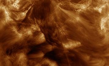 In 5-Minute Journey, Flying Telescope Cracks Mystery Of Solar Atmosphere