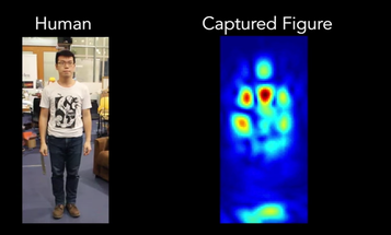 'X-Ray Vision' Device Uses Wi-Fi Reflections To See Through Walls
