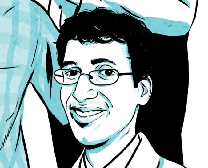 How Arjun Raj Reveals The Inner Workings Of Cells