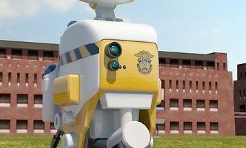 Robotic Guards Will Soon Patrol South Korean Prison