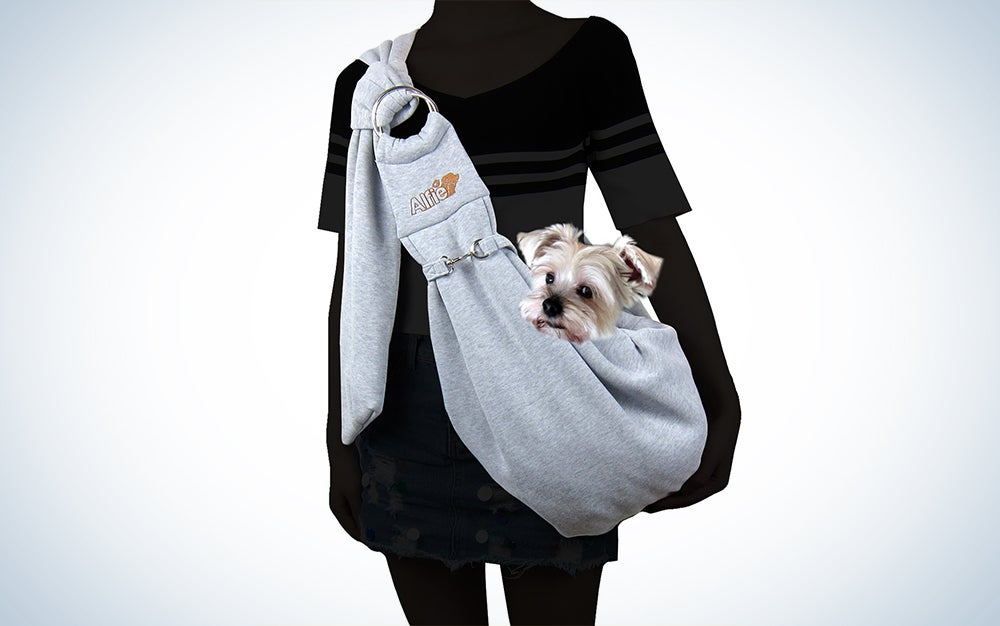 Alfie reversible pet sling