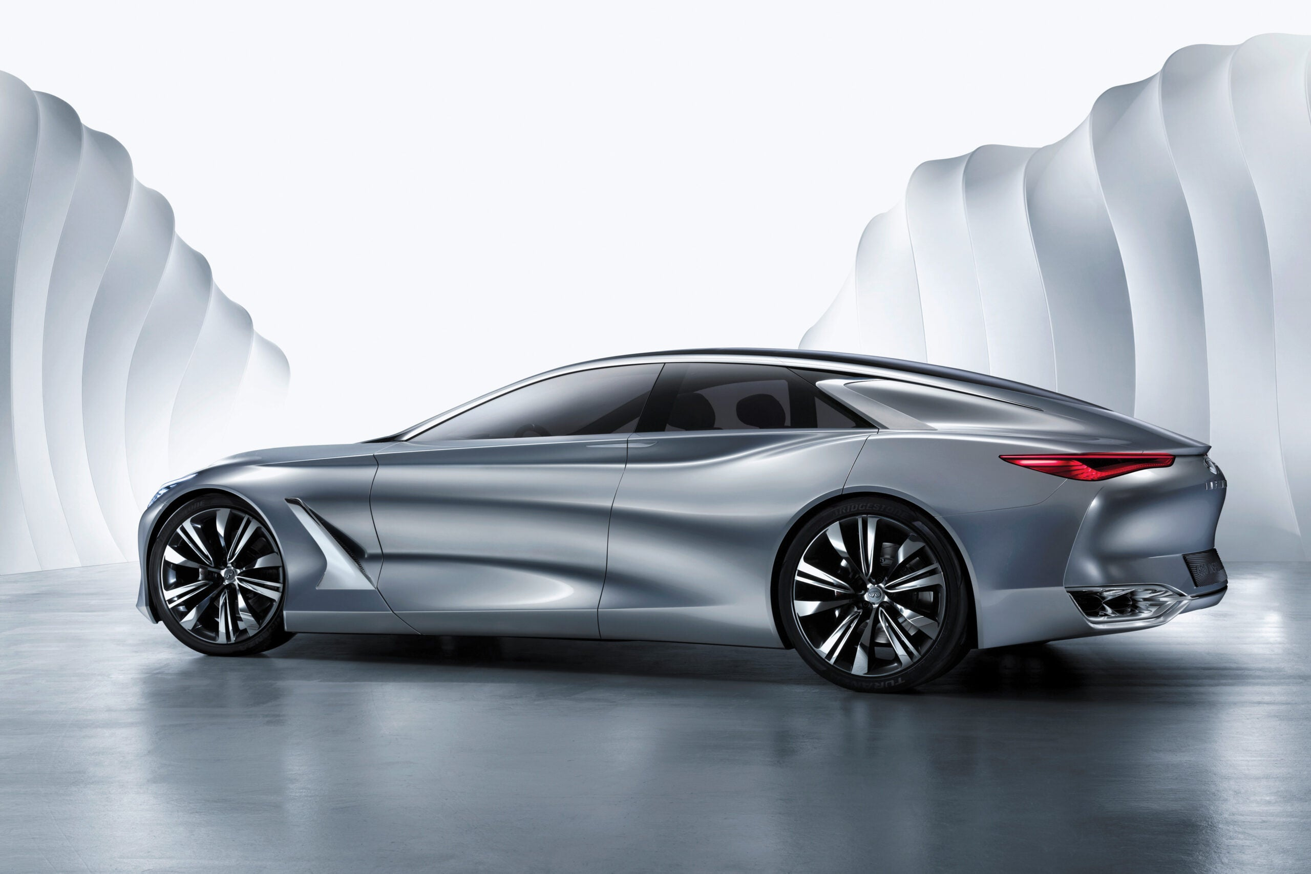 Car Design Of The Month: The Infiniti Q80 Inspiration