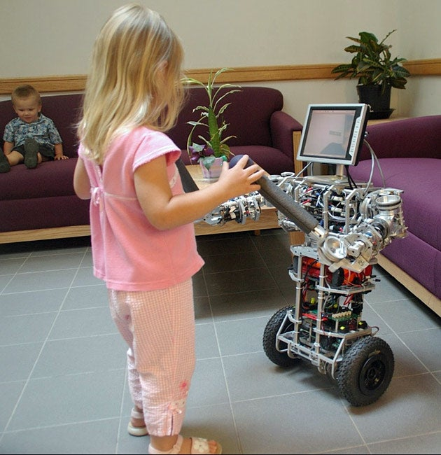 Why Grandma May Get the Coolest Robot on the Block
