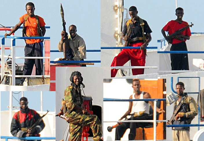 Climate Scientists Request Protection From Somali Pirates