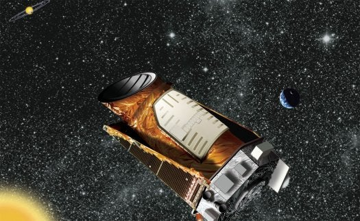 NASA's Kepler Spacecraft May Be Finished