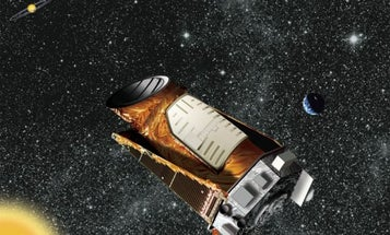 NASA Has Stopped Trying To Fix The Kepler Space Telescope