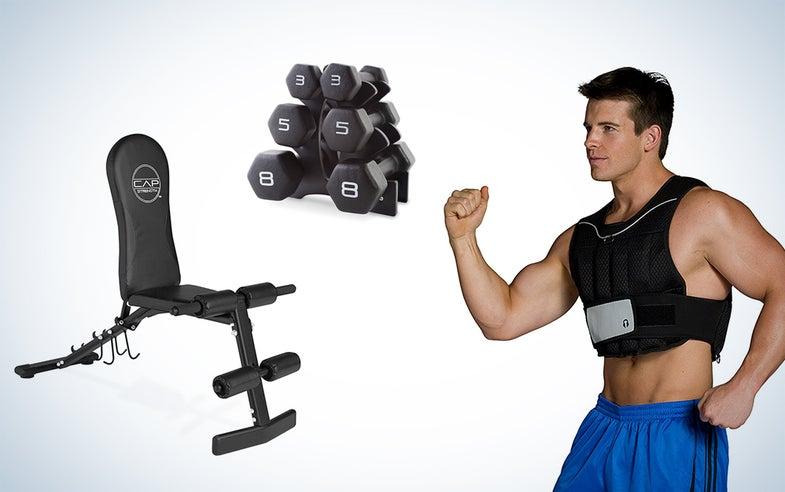 CAP fitness gear