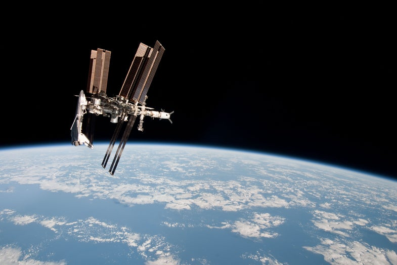 Space Station Crew Could Soon Be Down One Cosmonaut