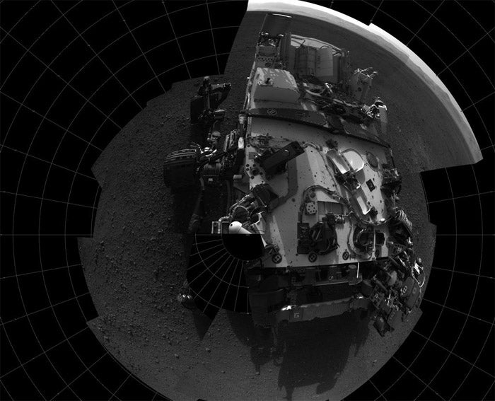 Today On Mars: Curiosity Entertains The Idea Of An Escorted Return Trip To Earth