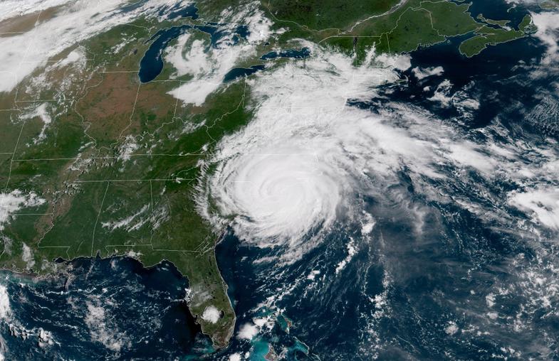 Hurricane Florence's slow creep across the Carolinas is bad news