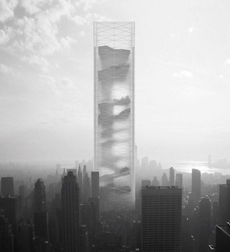 This Tower Would Let City Dwellers Tour The Natural World