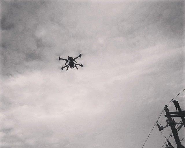 Drone At SXSW 2014