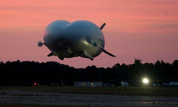 Report: Army Cancels Hybrid Airship Project [Updated]