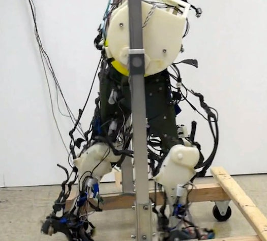Video: The Closest Robotic Legs Have Ever Gotten to Mimicking Human Gait