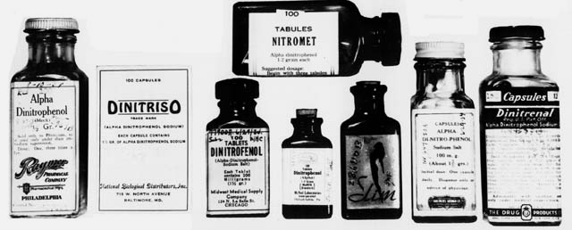The Science And History Of A Pesticide-Turned-Diet Pill