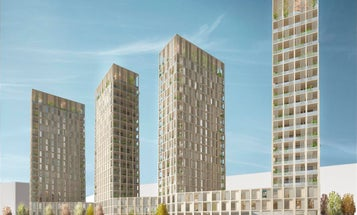 Wood-And-Glue Skyscrapers Are On The Rise
