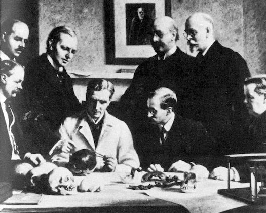 Revisiting Britain's Biggest Hoax: Who Faked The Bones Of The Piltdown Man?