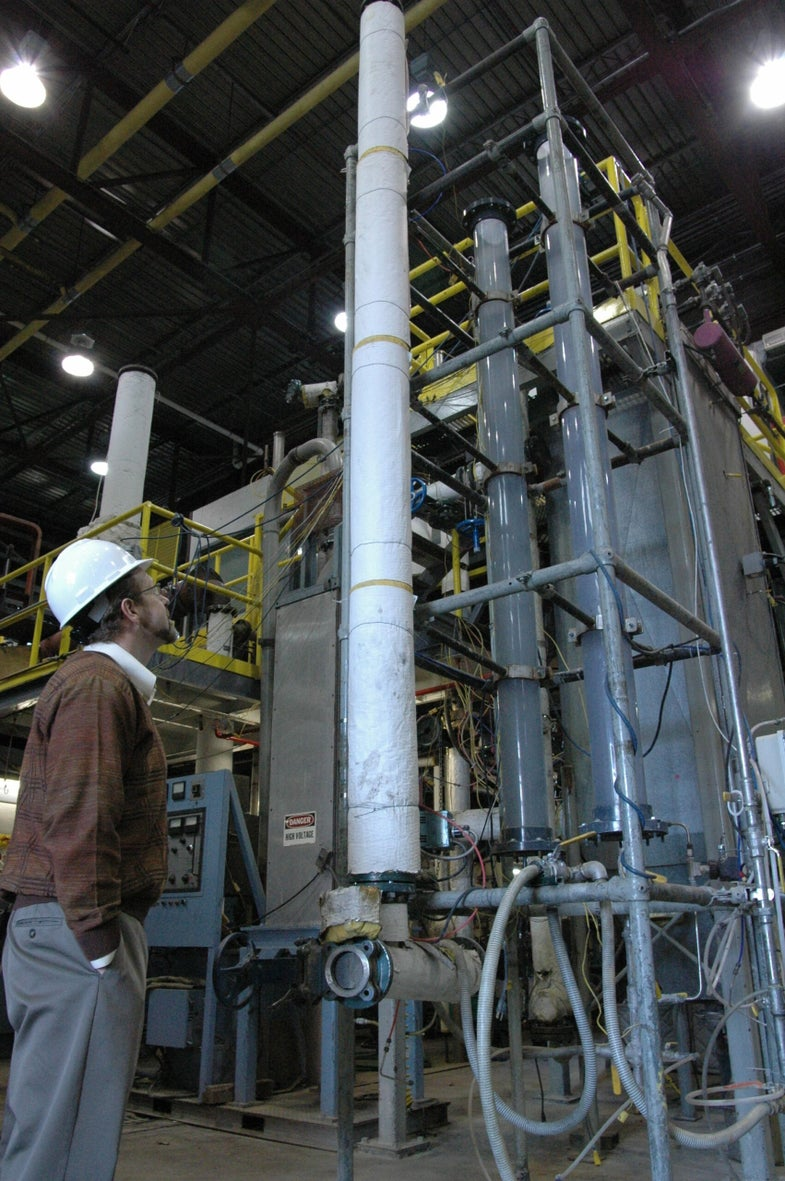 Biofuel Diversity at the University of North Dakota