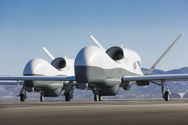 Navy Completes First Flight Of Game-Changing MQ-4C Triton Spy Drone [Video]