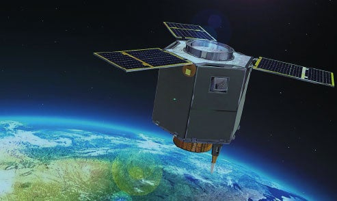 China Jilin Spy Satellite