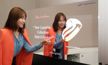 Samsung's New Smart Mirror Displays Want to Dress You Up