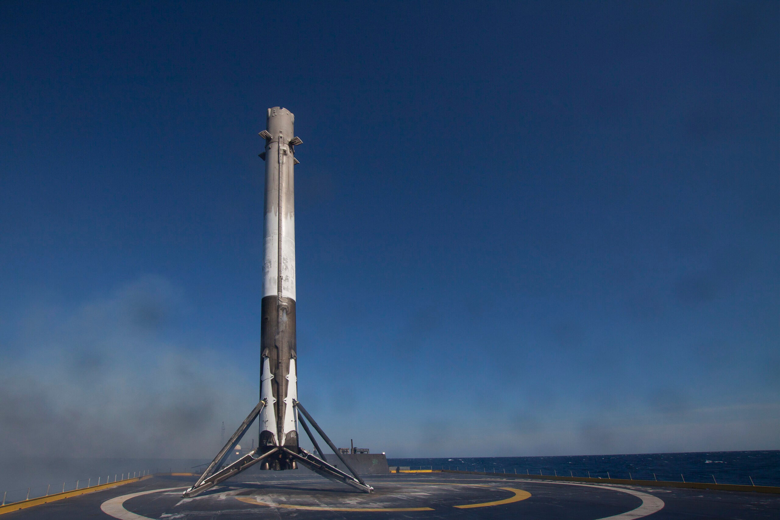 This Is The First Rocket SpaceX Will Try To Re-Launch
