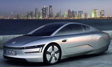 VW's 260-MPG Diesel Hybrid Concept May Actually Get Built
