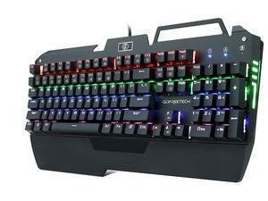 An LED-backlit gaming keyboard for 74 percent off? I'd buy it.