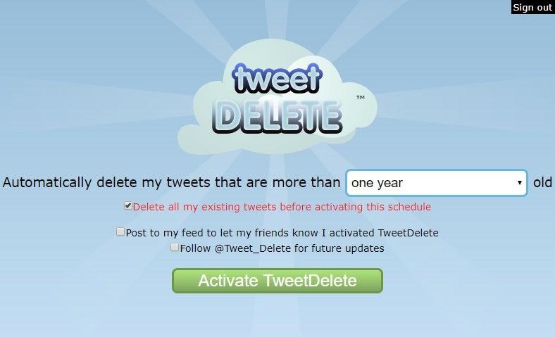 """""""TweetDelete"""""""