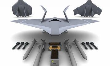 UK Calls For a Transforming, Laser-Toting Stealth UAV
