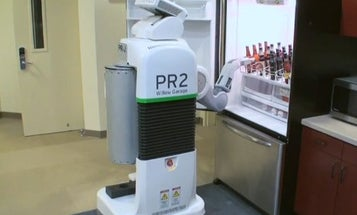Video: Can We Please Have A PR2 For the PopSci Office? Thanks