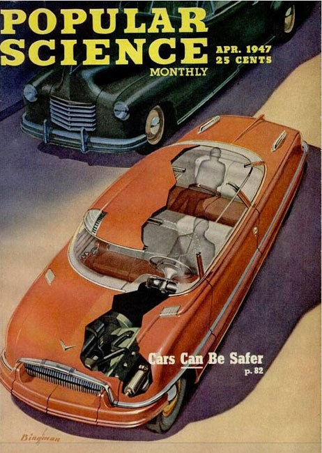 Making Safer Cars: April 1947
