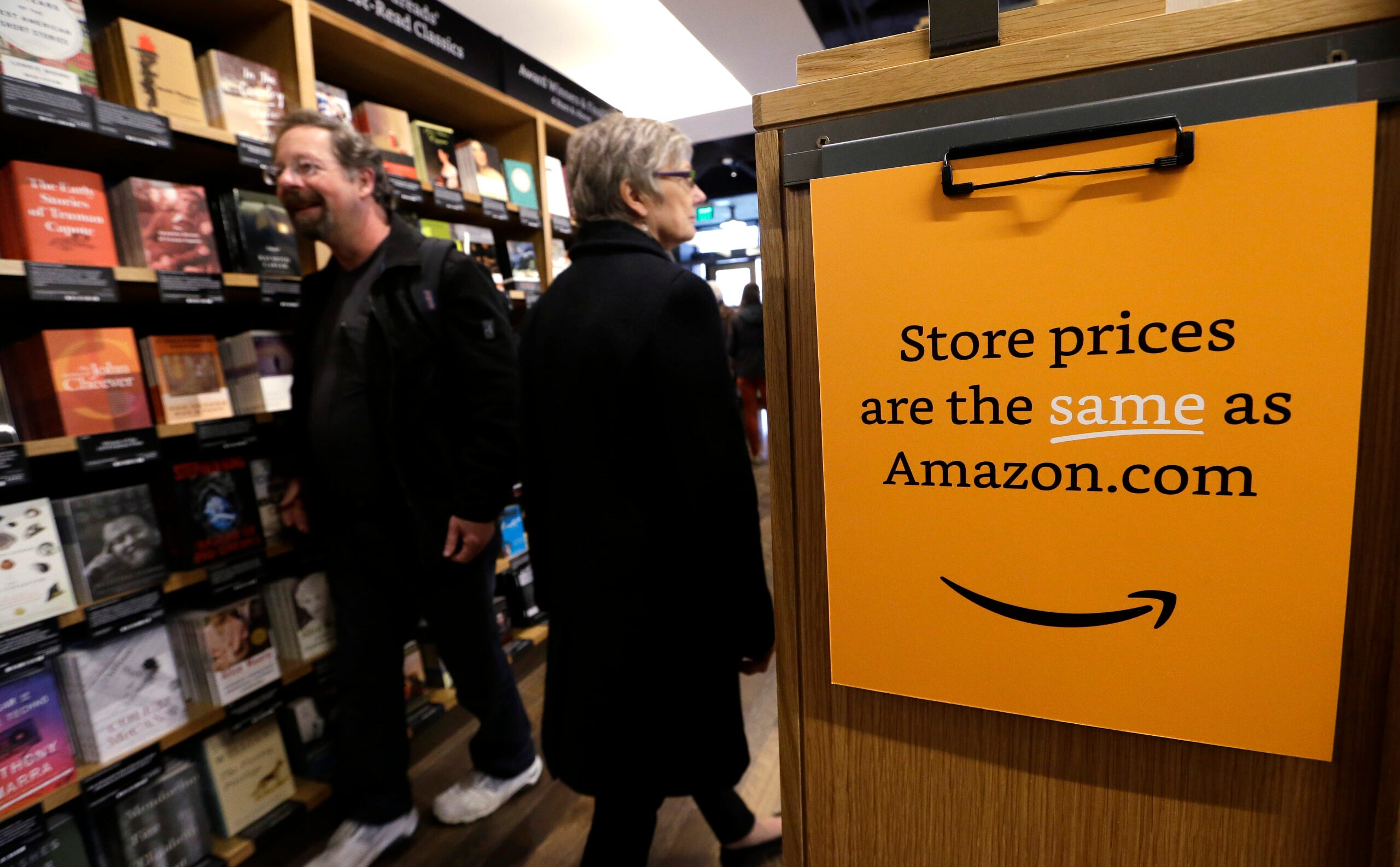 Amazon Will Open Hundreds Of Physical Bookstores, Or Are They Drone Stations?