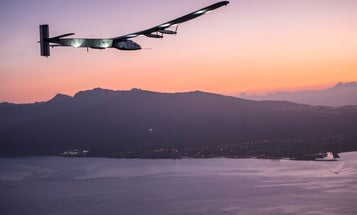 'Solar Impulse 2' Flight Around The World Halted Until Early 2016