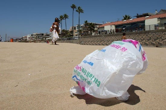 Plastic Bags Transformed Into Eco-Friendly Carbon Nanotubes